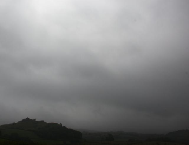 There's Carreg Cennen Castle on the bottom left