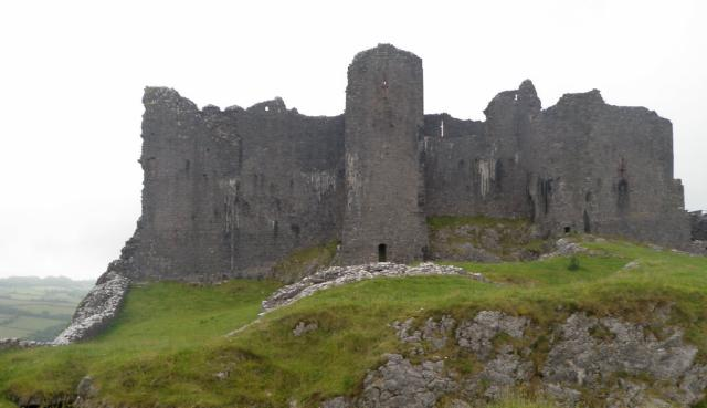Carreg Cennen Castle