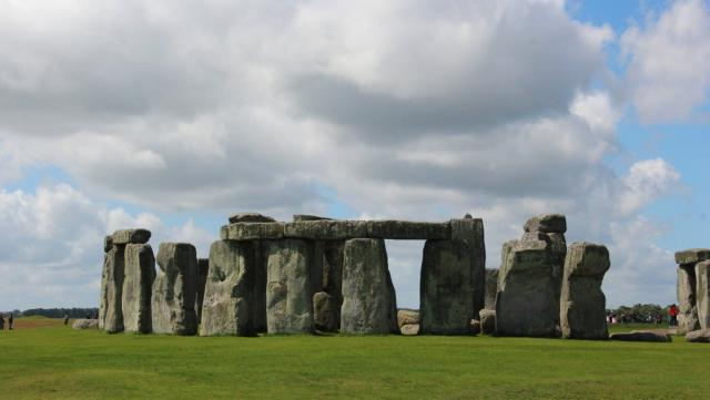 My one and only Stonehenge picture. :)
