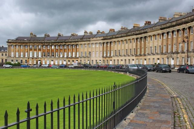 Royal Crescent again