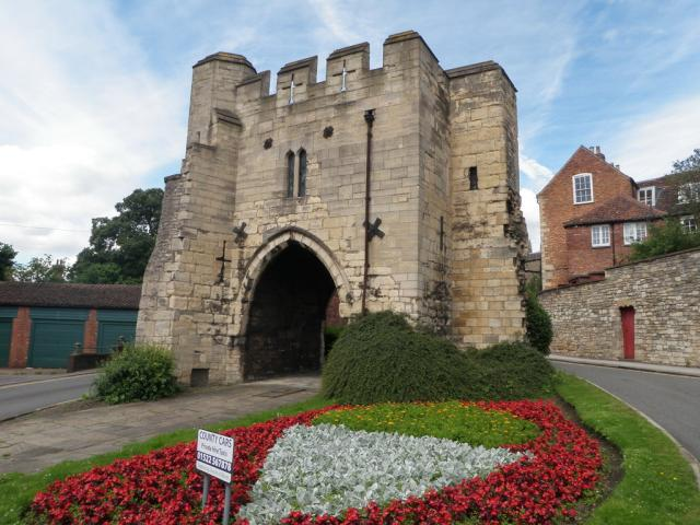 Pottergate Arch, Lincoln