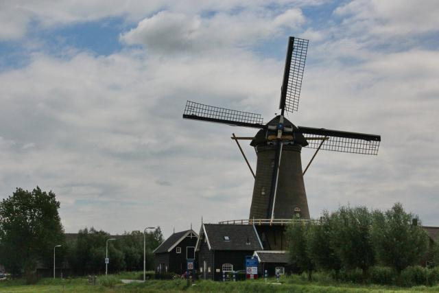 And of course a windmill. :)